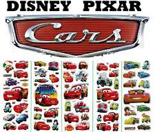 3D puffy Stickers CARS 🚗🏎️ DISNEY PIXAR Piston Cup Rust-eze Lightning McQueen