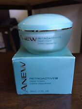 Avon Anew Retroactive Repair Cream Discontinued New in Box 1.7 ox 50ml