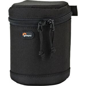 Lowepro Padded Bag for a Compact Zoom Lens Case 8x12cm (Black)  Mfr # LP36978