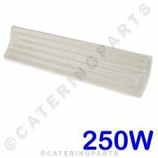 Universal cerámica 250w 230v Elemento Calentador Infrarrojo armarios CALIENTES