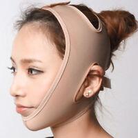 que adelgaza la correa Face Lift bandage Belt Reducir la papada Forma de cara