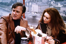 Nyree Dawn Porter, Robert Vaughn The Protectors 11x17 Mini Poster With Champagne