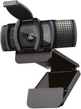 Logitech HD Pro 1080p Webcam C920s with Privacy Shutter Widescreen Video