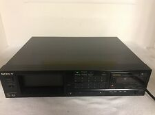 Sony CDP-C10 Multi CD CD-R Player 10 Disc Cartridge Multi Player Rare For Repair