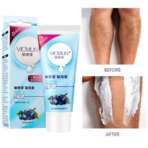 Hair Removal Cream Underarm Legs Hands Area Body Professional Makeup Tool Care