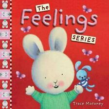 Trace Moroney The Feelings Series When I'm Feeling Collection 10 Book BOXSET