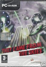 PC Gioco **THEY CAME FROM THE SKIES** Nuovo Originale Italiano