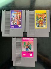 Chip 'N Dale Rescue Rangers 2 + Bucky O'Hare + Princess Tomato NES Nintendo Rare