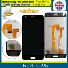 For HTC One A9s LCD Touch Screen Digitizer Display Assemply Replacement Black