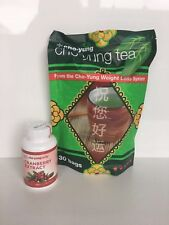 Cho Yung Tea Cranberry Extract Teatox Green Tea Weight Loss Healthy Lifestyle 30