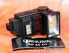 Danubia AF 34 DT Blitzgerät für Minolta Dynax / xi Analog 01100