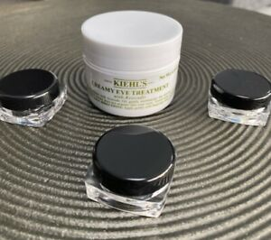 Kiehl`s Creamy Eye Treatment With Avocado -3 x 3ml sample pots 9mls in total 9g