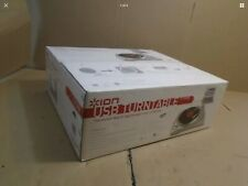 New in Box - ION Portable USB Turntable Vinyl Archiver ITTUSB10 - US market