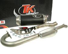 échappement échappement sport Turbo Kit pour Kymco MXU Maxxer 250 300 Quad ATV