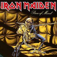 IRON MAIDEN - PIECE OF MIND  VINYL LP NEU