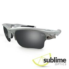 Stealth Black (Non Polarized) Replacement lenses for Oakley Fast Jacket XL