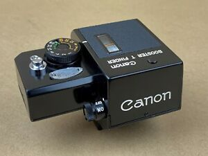 Canon Booster T Finder for Canon F1 Camera - NICE & Working !