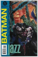 1995 Batman: Jazz Legends of the Dark Night Special Comic #1 of 3 from DC Comics