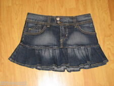 Kan Can Juniors Medium Denim Skirt No Holes Excellent Condition