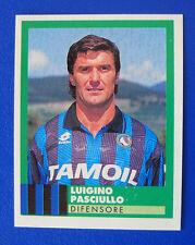 FIGURINA VALLARDI E' IL CALCIO 92/93 - N.23 - PASCIULLO - ATALANTA - new