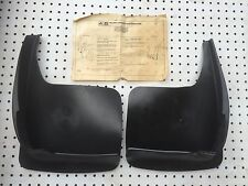 HOLDEN FRONT COMMODORE MUDFLAPS GM NOS VN VP VQ STATESMAN