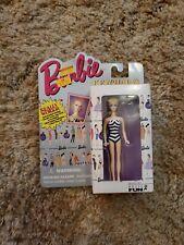 2 - 1995 Basic Fun Barbie Keychains in Original Box