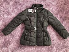 Karl Lagerfeld +++ Winter-Jacke schwarz Gr. 134 (10 Jahre)  mit Etikett 149 EUR