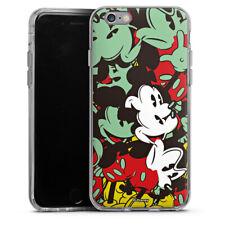 Apple iPhone 6 Silikon Hülle Case - Mickey Muse