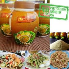 Best Thai food Menu ingredients NO MSG concentrated Fermented fish sauce Powder