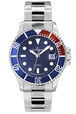 Dugena Diver Automatic Dive Watch for Men 4460588