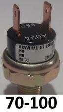 BOSS Air Pressure Switch 12V 70-100 psi for ARB compressor Air Locker Diff Lock