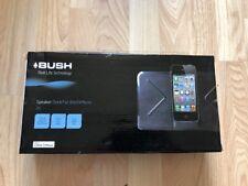 Bush portable speaker dock for ipod & iphone 4 4s