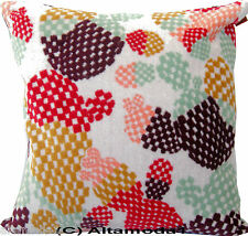 MISSONI HOME FODERA CUSCINO SPUGNA  VELOUR COTTON PILLOW COVER KATO 149