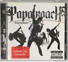 Papa Roach - Metamorphosis CD (2009)