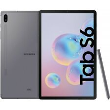 Tablet Samsung Galaxy Tab S6 T860N 10.5 WiFi 128GB Grey Android Tablet