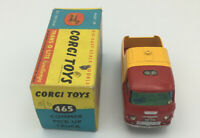 CORGI TOYS No 465 COMMER PICK UP TRUCK - IN ORIGINAL BOX