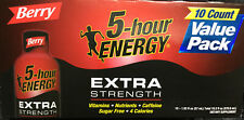 5 hour energy berry 10 count