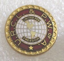 United Rubber, Cork, Linoleum and Plastic Workers of America Union Member Pin