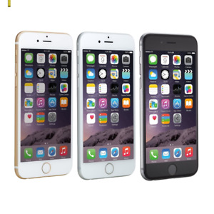 Apple iPhone 6 16GB 64GB 128GB (Factory GSM/CDMA Unlocked) Smartphone
