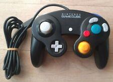 Manette Nintendo Gamecube GC Noire Black Controller Pad - Très Bon Etat