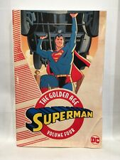 Superman The Golden Age Volume 4 TPB Graphic Novel DC Comics