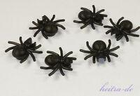 LEGO - 6 x Spinne schwarz / schwarze Spinnen / Black Spider / 30238 NEUWARE