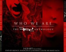 Who We Are: The Red Anthology [Box] by Red (Alternative CCM) (CD, 2013, 3...