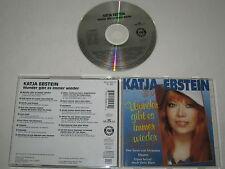 KATJA EBSTEIN/WUNDER GIBT ES IMMER WIEDER(ARIOLA/74321 20957 2)CD ÁLBUM