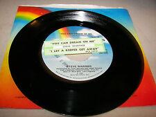 Steve Wariner You Can Dream Of Me / I Let A Keeper Get Away 45 VG+ Juke Box