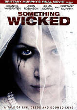Something Wicked (DVD, 2015) NEW