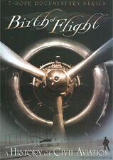 The Birth of Flight: A History of Civil Aviation (DVD, 2010, 3-Disc Set)