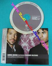 CD singolo Lionel Richie Feat Enrique Iglesias To Love A Woman 077 934-2 EU(S29)