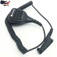 Heavy Duty Speaker Mic PMMN4025A for MOTOROLA XPR XPR6500 XPR6550 XPR6580 Radio