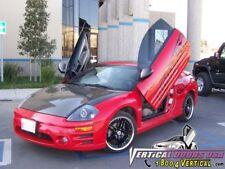 Mitsubishi Eclipse 2000 2001 2002-05 Vertical doors INC. Bolt on lambo door kit